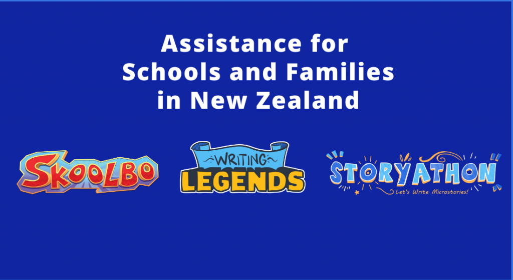 Assistance for Schools and Families in New Zealand
