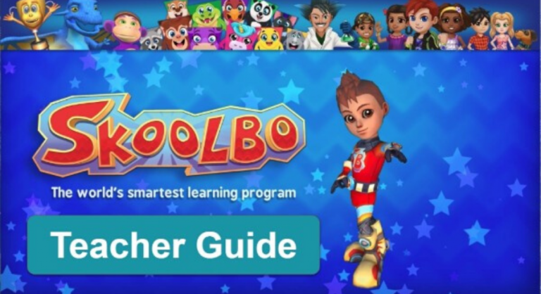 Skoolbo Teacher Guide