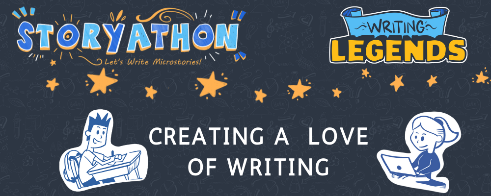 Writing Legends and Storyathon