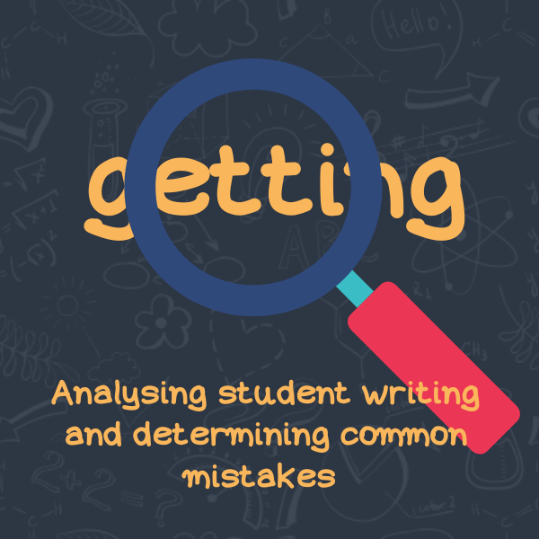 Analysing Student Writing and Determining Common Mistakes