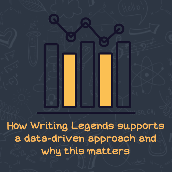 How Writing Legends Supports A Data-Driven Approach