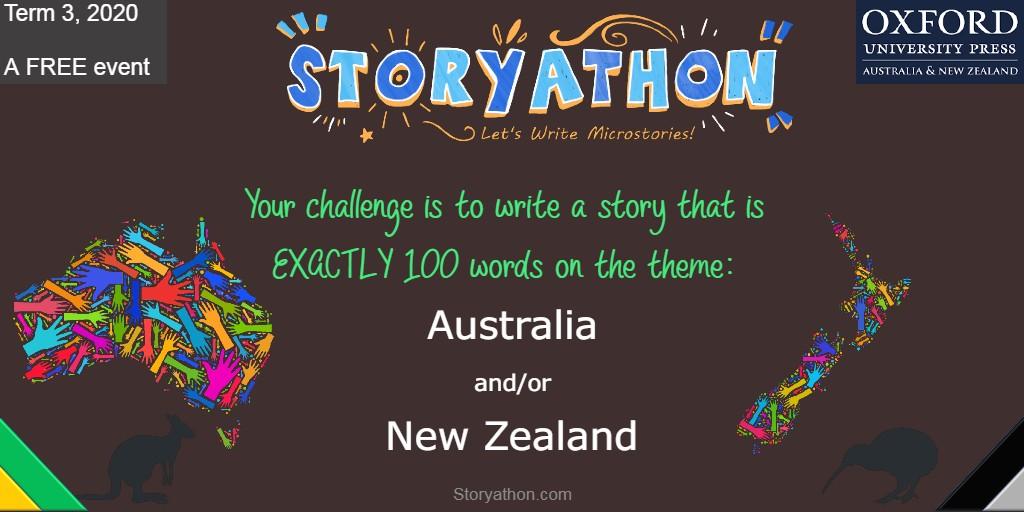 Storyathon Term 3 Theme