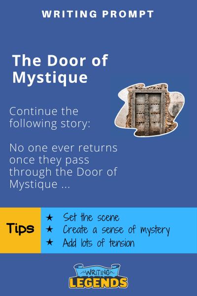 Writing Legends - The Door Of Mystique